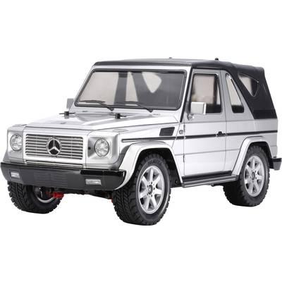 voiture de tourisme tamiya mercedes benz g320 lectrique brushed 4 roues motrices kit monter 1. Black Bedroom Furniture Sets. Home Design Ideas