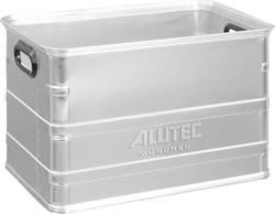 Caisse de transport 80 l Alutec 40080 aluminium (L x l x h) 587 x 387 x 360 mm 1 pc(s)