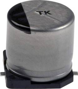 Condensateur électrolytique CMS 330 µF 25 V Panasonic EEE-TK1E331UP (Ø) 10 mm 20 % 1 pc(s)