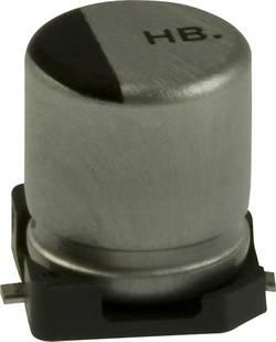 Condensateur électrolytique CMS 4.7 µF 50 V Panasonic EEV-HB1H4R7R (Ø) 5 mm 20 % 1 pc(s)