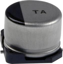 Condensateur électrolytique +125 °C 33 µF 35 V Panasonic EEV-TA1V330P CMS (Ø x L) 8 mm x 7.3 mm 1 pc(s)