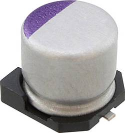 Condensateur électrolytique CMS 180 µF 16 V Panasonic 16SVPF180M (Ø) 6.3 mm 20 % 1 pc(s)