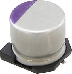 Condensateur électrolytique CMS 270 µF 10 V Panasonic 10SVPC270M (Ø) 8 mm 20 % 1 pc(s)