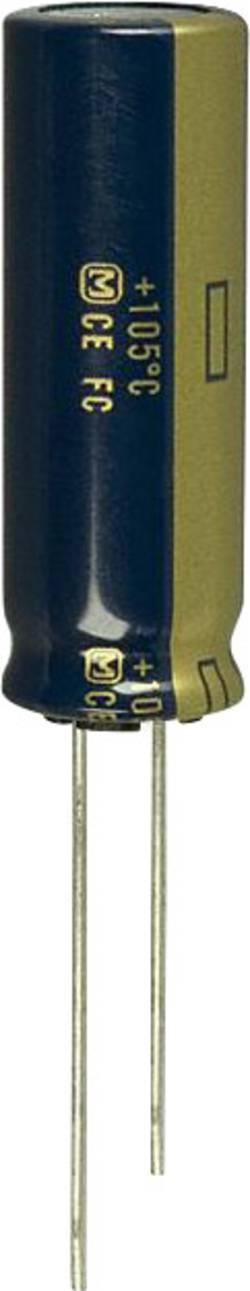 Condensateur électrolytique sortie radiale 220 µF 100 V Panasonic EEU-FC2A221L (Ø) 12.5 mm 20 % Pas: 5 mm 1 pc(s)