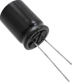 Condensateur électrolytique sortie radiale 1800 µF 35 V Panasonic EEU-TP1V182SB (Ø) 18 mm 20 % Pas: 7.5 mm 1 pc(s)