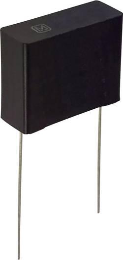 Condensateur polypropylène sortie radiale 0.33 µF 275 V/AC 20 % Panasonic ECQ-U2A334ML (L x l) 17.5 mm x 9.5 mm 15 mm 1