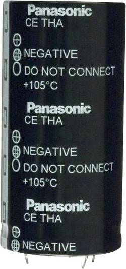 Condensateur électrolytique +105 °C 1500 µF 350 V Panasonic ECE-T2VA152FA Snap-In 22.5 mm (Ø) 40 mm 1 pc(s)