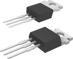 Diode de redressement Schottky Vishay 16CTQ060 TO-220AB 60 V Array - 1 paire de cathodes communes 1 pc(s)