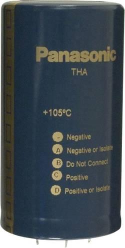 Condensateur électrolytique +105 °C 1600 µF 400 V Panasonic ECE-P2GA162HA Snap-In 25 mm (Ø) 50 mm 1 pc(s)