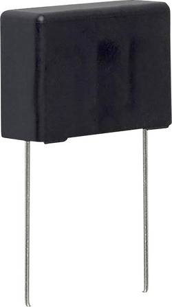 Condensateur polypropylène sortie radiale 0.33 µF 300 V/AC 20 % Panasonic ECQ-U3A334MG (L x l) 26 mm x 9 mm 22.5 mm 1 p
