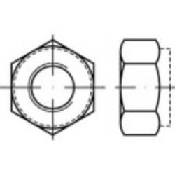 Écrous auto-freinés TOOLCRAFT 147568 N/A Acier zingué galvanisé de qualité 8 M6 1000 pc(s)