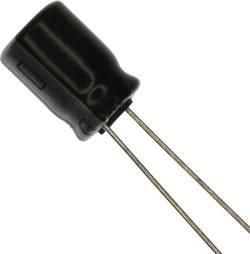 Condensateur électrolytique sortie radiale 100 µF 50 V Panasonic EEU-EB1H101S (Ø) 8 mm 20 % Pas: 3.5 mm 1 pc(s)