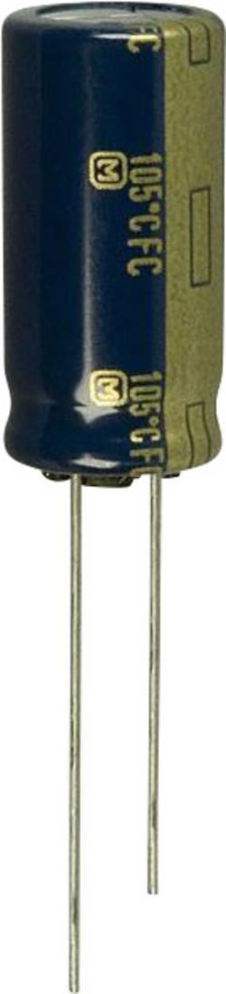 Condensateur électrolytique +105 °C 180 µF 63 V Panasonic EEU-FC1J181 sortie radiale 5 mm (Ø) 10 mm 1 pc(s)