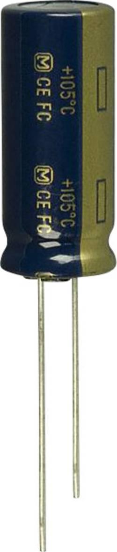 Condensateur électrolytique sortie radiale 4700 µF 6.3 V Panasonic EEU-FC0J472 (Ø) 12.5 mm 20 % Pas: 5 mm 1 pc(s)