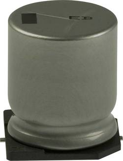 Condensateur électrolytique CMS 100 µF 160 V Panasonic EEV-EB2C101M (Ø x L) 18 mm x 7.3 mm 20 % 1 pc(s)