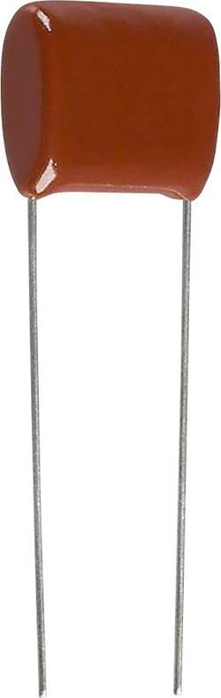 Condensateur polypropylène sortie radiale 0.068 µF 200 V/DC 5 % Panasonic ECQ-B2683JF (L x l) 16 mm x 5.5 mm 12.5 mm 1