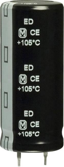 Condensateur électrolytique +105 °C 820 µF 200 V Panasonic EET-ED2D821BA Snap-In 10 mm (Ø) 22 mm 1 pc(s)