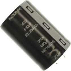 Condensateur électrolytique Snap-In 680 µF 350 V Panasonic EET-UQ2V681KA (Ø) 30 mm 20 % Pas: 10 mm 1 pc(s)