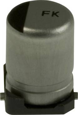 Condensateur électrolytique CMS 10 µF 35 V Panasonic EEE-FKV100UAR (Ø) 4 mm 20 % 1 pc(s)