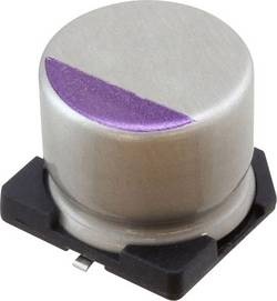 Condensateur électrolytique +125 °C 150 µF 10 V Panasonic 10SVQP150M CMS (Ø) 8 mm 1 pc(s)