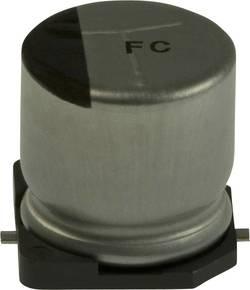 Condensateur électrolytique CMS 220 µF 25 V Panasonic EEE-FC1E221P (Ø) 10 mm 20 % 1 pc(s)