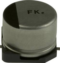 Condensateur électrolytique CMS 100 µF 50 V Panasonic EEE-FK1H101P (Ø) 8 mm 20 % 1 pc(s)
