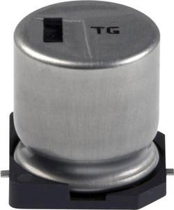 Condensateur électrolytique CMS 220 µF 63 V Panasonic EEV-TG1J221Q (Ø) 12.5 mm 20 % 1 pc(s)