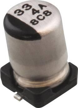 Condensateur électrolytique CMS 33 µF 4 V Panasonic ECE-V0GA330R (Ø) 4 mm 20 % 1 pc(s)