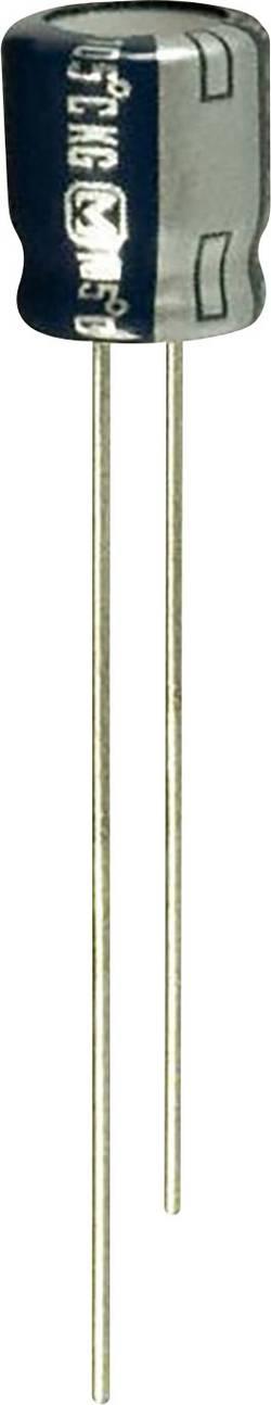 Condensateur électrolytique sortie radiale 68 µF 6.3 V Panasonic ECE-A0JKG680 (Ø) 6.3 mm 20 % Pas: 2.5 mm 1 pc(s)