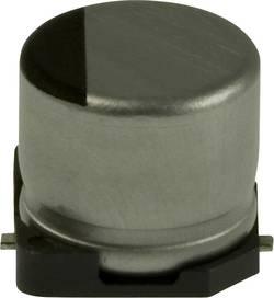 Condensateur électrolytique +85 °C 220 µF 4 V Panasonic EEE-0GA221SP CMS (Ø) 6.3 mm 1 pc(s)