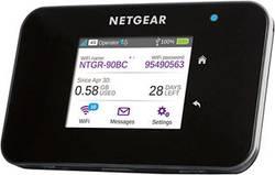 Hotspot WiFi 4G mobile NETGEAR AirCard 810 jusqu'à 15 appareils 600 Mo/s noir