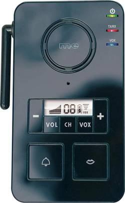 Appareil seul pour Interphone classique radio m-e modern-electronics 40753-1 446 MHz Portée max. (en champ libre)=2000 m