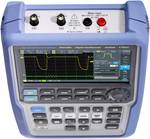 R&S®Scope Rider, oscilloscope portatif, Scope-Meter, largeur de bande 350 MHz, 2 canaux, CAT IV, DMM