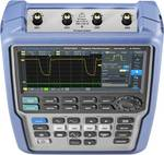 R&S®Scope Rider, oscilloscope portatif, Scope-Meter, largeur de bande 100 MHz, 4 canaux, CAT IV