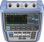 R&S®Scope Rider, oscilloscope portatif MSO, Scope-Meter, largeur de bande 200 MHz, 4 canaux, CAT IV