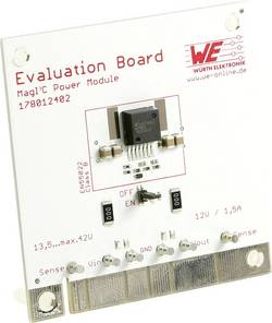 Carte d'évaluation Würth Elektronik 178012402 1 pc(s)