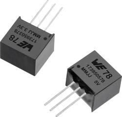 Würth Elektronik WPMDL1100501S Convertisseur CC/CC CMS 5 V/DC