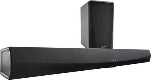 80594e572f6a27 Barre de son audio multiroom, avec subwoofer sans fil, WiFi Denon HEOS Home  Cinema