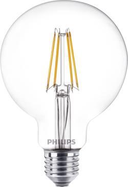 Philips Lighting LED E27 en forme de globe 6 W=60 W