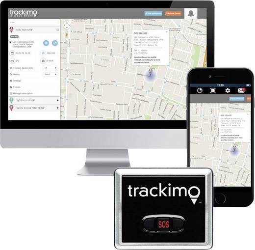traceur gps trackimo bundle noir kit avec adaptateur de branchement v hicule. Black Bedroom Furniture Sets. Home Design Ideas