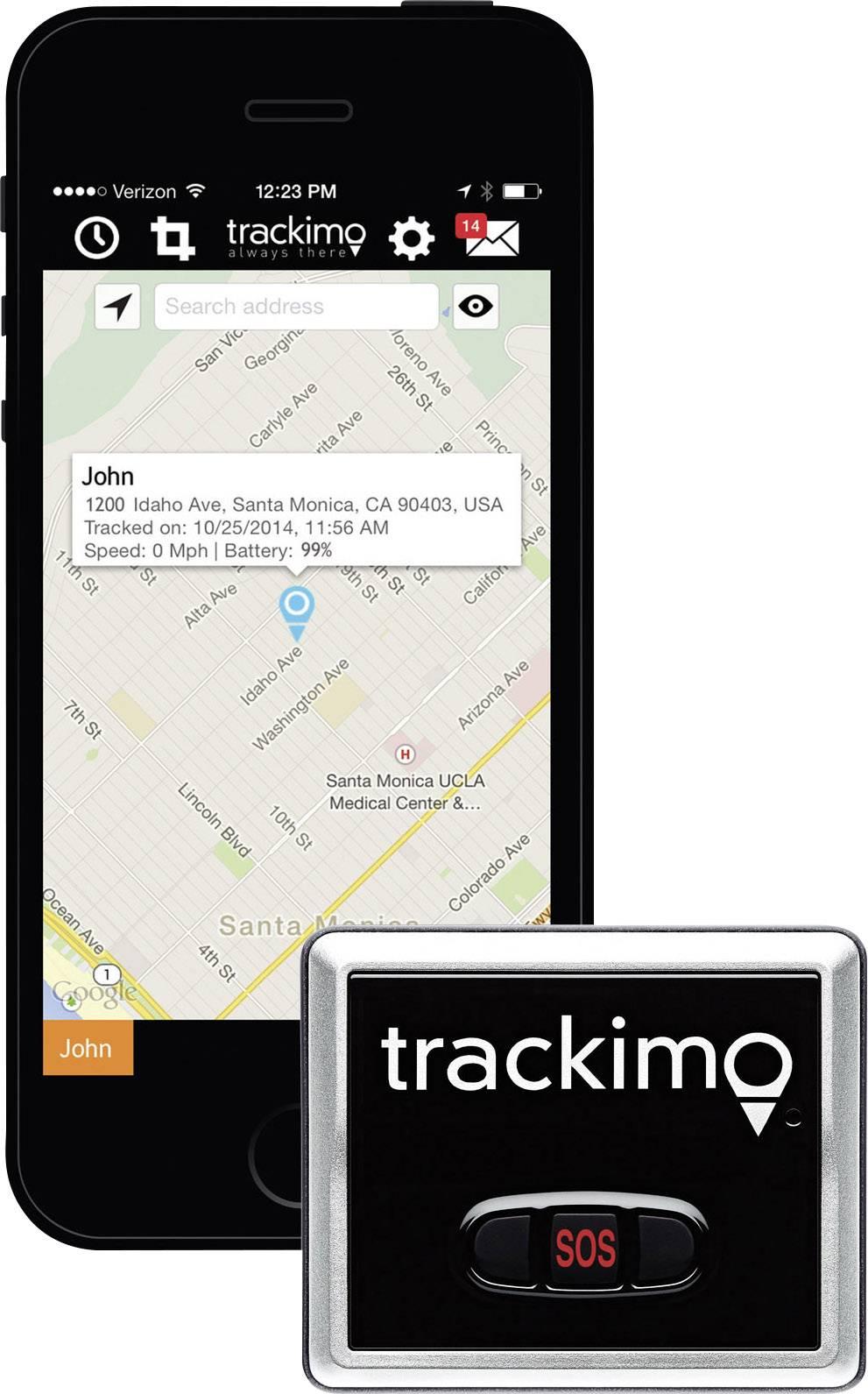 application de branchement GPS basée