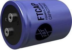 Condensateur électrolytique raccord fileté 22000 µF 63 V FTCAP 1012647-50303 (Ø x h) 50 mm x 80 mm 1 pc(s)