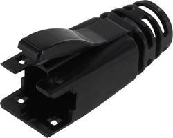 Anti-pliure avec protextion à encliqueter RJ45 BEL Stewart Connectors 39200-872 noir 1 pc(s)