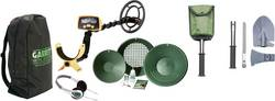 Détecteur de métaux Garrett 98805 numérique (LCD), acoustique avec piles
