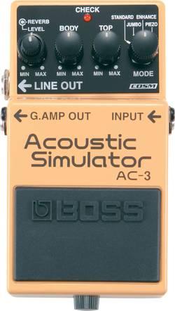 Pédale d'effet pour guitare BOSS AC-3