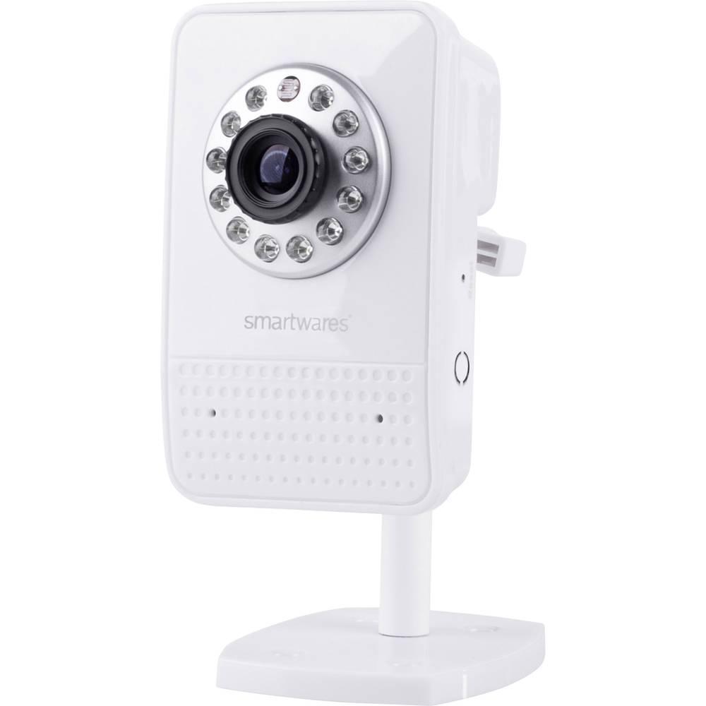 cam ra de surveillance pour l 39 int rieur wi fi ethernet smartwares c723ip. Black Bedroom Furniture Sets. Home Design Ideas