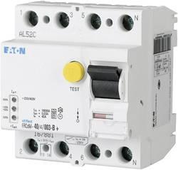 Eaton Interrupteur différentiel numérique sensible tous courants, 40 A, 4 pôles, 300mA