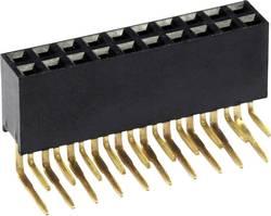 econ connect Barrette femelle (standard) Nbr de rangées: 2 Nombre de pôles par
