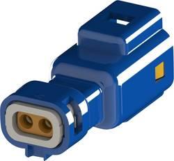 Boîtier pour contacts mâles série 560 mâle, droit 2 pôles EDAC 560-002-000-311 Pas: 2.50 mm 1 pc(s)