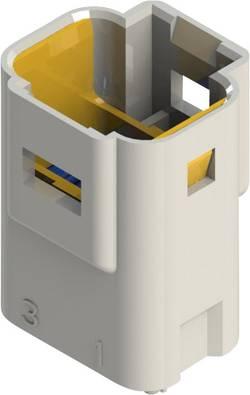 Boîtier mâle (platine) série 560 embase mâle verticale 3 pôles EDAC 560-003-420-101 Pas: 2.50 mm 1 pc(s)